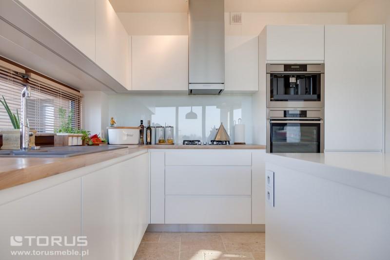 Galeria  Meble kuchenne Tychy, Gliwice projektowanie mebli kuchennych i wnętrz # Kuchnia W Kolorze Kości Sloniowej